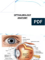 Ophthalmology [Anatomy]