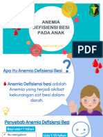 Penyuluhan Anemia Def Besi