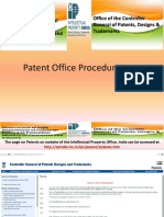 patent filing procedure