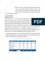 Informe Topografico Lima