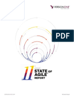 Annual state of agile report