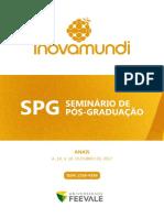 Anais SPG 2017
