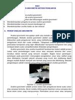 1. Analisis Gravimetri Metode Penguapan