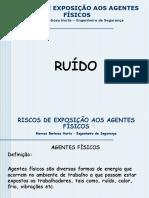 Agente Fc3adsico Ruido