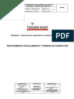 940052-TF-SSOMA-PR-021 Escalamiento y Tendido de Conductor