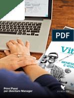 Manuale Per Diventare Manager - Formazione della Forever Living Products (in italiano)