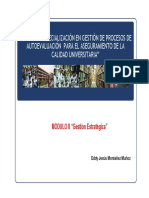 Modulo II Gestion EstrategicaParte1