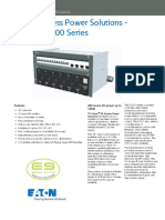 Eaton APS6-600 Series