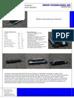 Brock Technologies UAV Pneumatic Catapult Brochure
