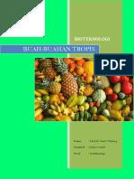 Buah Tropis Crasilia Yanti Padang F1E117003