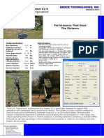 Brock Technologies Antenna Pointing System V2 Brochure
