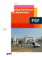 Myanmar Business Guide 2016