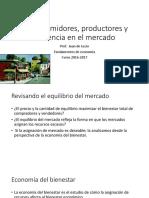 6 Consumidores Productores y Eficiencia en El Mercado