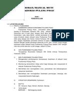 Manual Mutu 2018