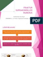fraktur suprakondiler