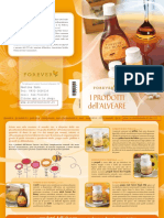 Prodotti dell'alveare della Forever Living Products (italiano)