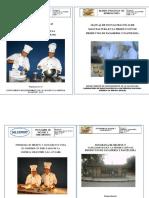 Presentacion y Buenas Practicas de Manufactura (Manipulacion)