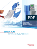 Thermo Scientific Barnstead Pacific TII Water Purification Systems
