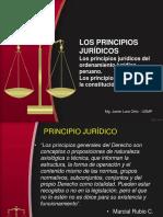 2. p&p -Los Principios Jurídicos - Los Pj Del Ord, Jurd. Peruano - Los Pj en La Const.