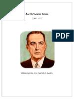 Biografía de Malba Tahan