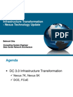 Transforming Datacenter Core With Dce Cisco Nexus