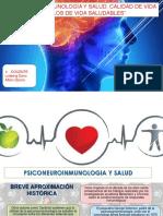 Psiconeuroinmunología y Saludj Calidad de Vida