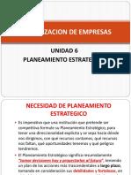 Unidad 5-Planeamiento Estrategico orgi