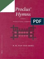 Proclus Hymns Essays Translations Commentary.pdf