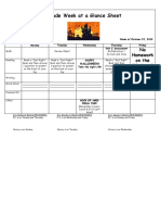 boucher week at a glance 10-29-18