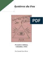 1955 Les Mysteres Du Feu