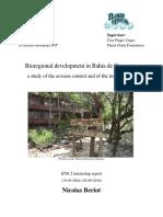 Bioregional development in Bahia de Caraquez