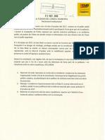 Declaració de reprovació de la monarquia de l'Ajuntament de Barcelona