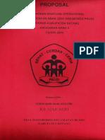 Proposal BOP USULAN 2019 Ajar Sari