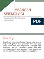Tugas1 Seismologi M.ario 150042