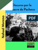 Discurso Por La Masacre de Pacheco