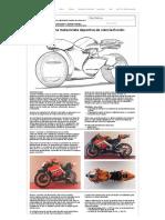 Como Dibujar Una Moto de Carrera 1