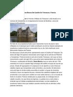 La Leyenda de La Dama Blanca Del Castillo de Trécesson