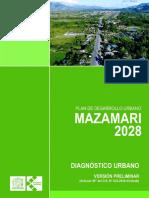 PDU MAZAMARI-DIAGNÓSTICO
