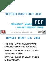 Ppt on Draft Dcr 2034 for Icai