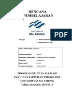 RPS Biokimia I