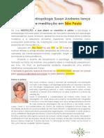 Nota_ Lançamento Livro MEDITAÇÃO -BR
