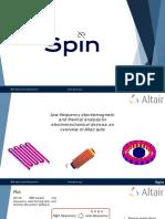 SPIN Feko presentation