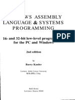 (ebook - pdf - Programming - Assembler) - Windows Assembly Language and Systems Programming.pdf