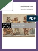 Libellus de Litteris Latinis