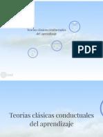 02 Teorías Clásicas Conductuales
