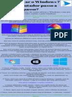 Como ativar o Windows 7 no computador passo a passo?