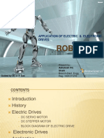 Application of electric and electronic drives in robotics.pdf