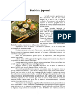 Bucătăria japoneză