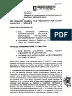 Denuncio Traslado SC a CF - 18 Feb 2016