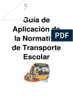 Guia Transporte Escolar